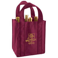 6 Bottle Wine Totes