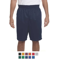 Polyester Tricot Mesh Shorts