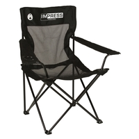 Mesh Quad Chair with Pocket