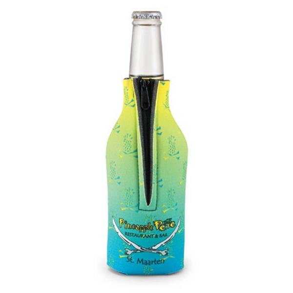 Zippered Bottle Coolie (TM)