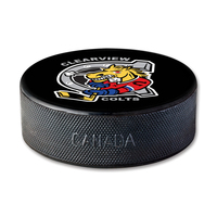 "2 3/4"" Official Hockey Puck"