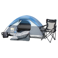 Solo Camping Package