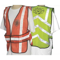 Class II Mesh 5-Point Break Safety Vest