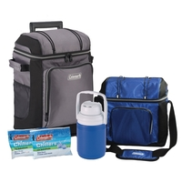 Soft Sided Deluxe Cooler Package