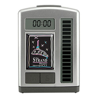 Electronic Desktop Timer with Moving LCD Display