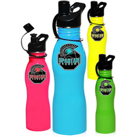 24 oz. Stainless Steel Water Bottles