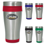 16 oz. Stainless Steel Coffee Tumbler w/ Full Color Imprint