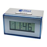 Dot Matrix Multi Function Alarm Clock