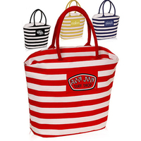 Striper Mariner Custom Tote Bag