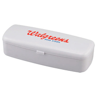 Pill Holder with Bandage Dispenser