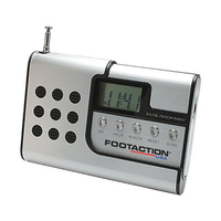 Radio with Digital Clock