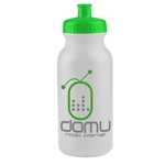 The Omni 20 oz. Bike Bottle