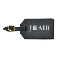 Luggage Tag with Security Flap Cover