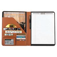 Leather Desk Folder