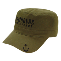 Low Profile Military Style Cap