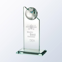 JD Glass World Globe Pinnacle Award