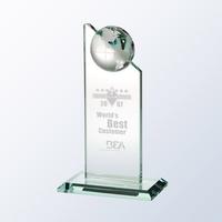 JD Glass World Globe Pinnacle Award