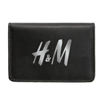 Aristo Leather Deluxe Gusseted Business Card Case