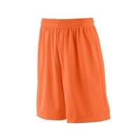 Youth Long Tricot Mesh Short/Tricot Lined