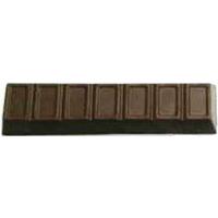 Chocolate Candy Bar Breakaway 7 Pc