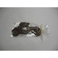 Chocolate Car Antique Convertible