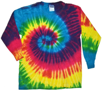 Long Sleeve Rainbow Tee
