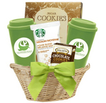 Cups, Coffee, & Cookies Gift Set