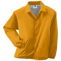 Adult Nylon Coach's Jacket/Lined