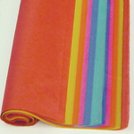 Solid Assortment Tissue - Medley Brights Pack