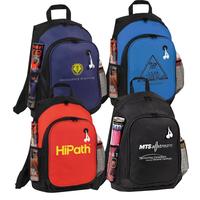 Multi-Pocket Backpack