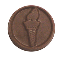 Chocolate Torch Round