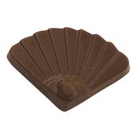 Chocolate Hand Held Fan