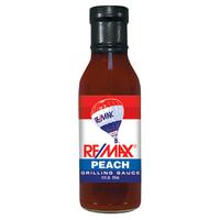 Peach Grilling Sauce / Marinade (12oz)