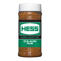 Cajun Seasoning (pint) w/Shaker Cap