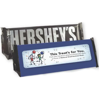 Overwrapped Hershey® Candy Bar