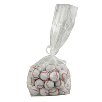 8 Oz Bag Of Chocolate Baseballs