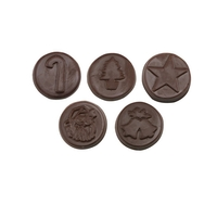 Chocolate Christmas Coins