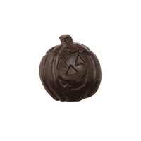 Chocolate Pumpkin Jack O Lantern