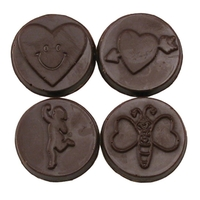 Chocolate Valentines Day Coins