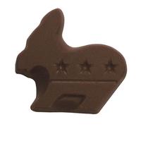Chocolate Democratic Party Donkey Small