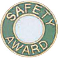 Safety Award Lapel Pin