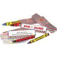 Chunky Rainbow Crayons