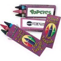 Three Pack of Jumbo Crayons