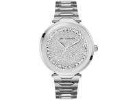 Wittnauer Women's Taylor Crystal Stainless Steel Watch