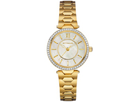 Wittnauer Women's Taylor Mini Gold-Tone Stainless Steel Watc