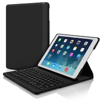Incipio iPad Air Steno Keyboard Folio - Bluetooth- Black