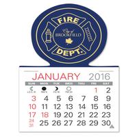 Circle Shaped Value Stick Calendar