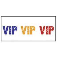 Multi Color VIP Wristband