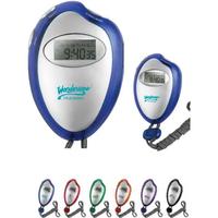 Translucent Stopwatch