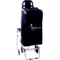 Trolley Bag with Folding Chair